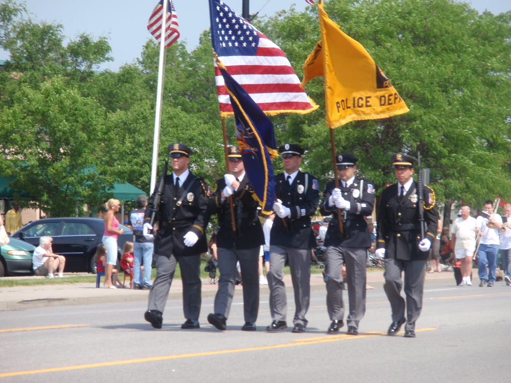 Memorial Day 2010 honor
