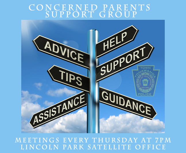 concerned parents support group
