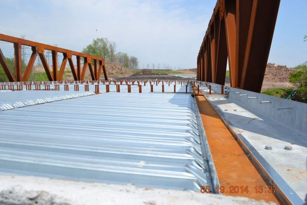 North Youngmann Commerce Center - Bridge Deck